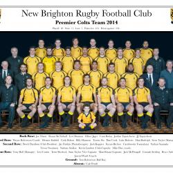 NB Prem Colts 2014